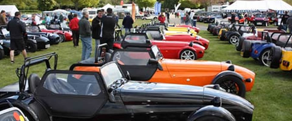 Kit car shows